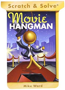 Scratch & Solve Movie Hangman 9781402737206