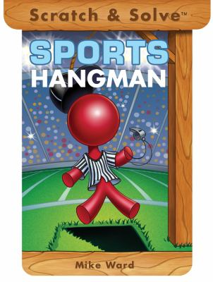 Scratch & Solve Sports Hangman 9781402737213