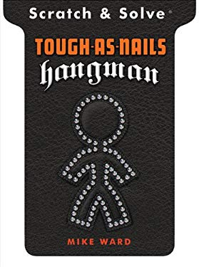 Scratch & Solve Tough-As-Nails Hangman 9781402781599