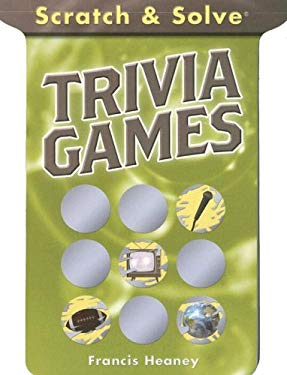 Scratch & Solve Trivia Games 9781402745492