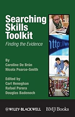 Searching Skills Toolkit: Finding the Evidence 9781405178884