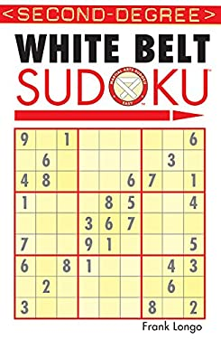 Second-Degree White Belt Sudoku 9781402737145