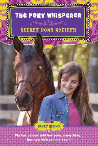 Secret Pony Society 9781402239540