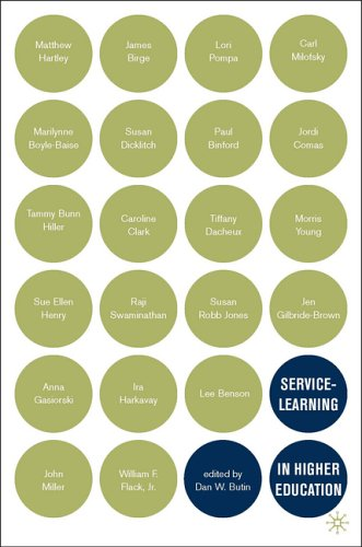 Service-Learning in Higher Education: Critical Issues and Directions 9781403968777