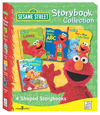 Sesame Street Storybook Collection 9781403719096