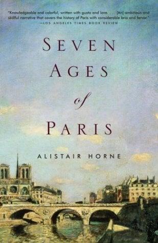 Seven Ages of Paris 9781400034468