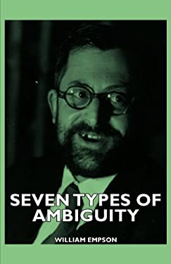 Seven Types of Ambiguity 9781406769517