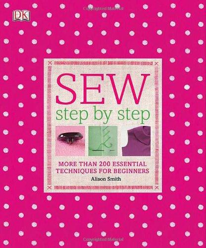 Sew Step by Step 9781405362122