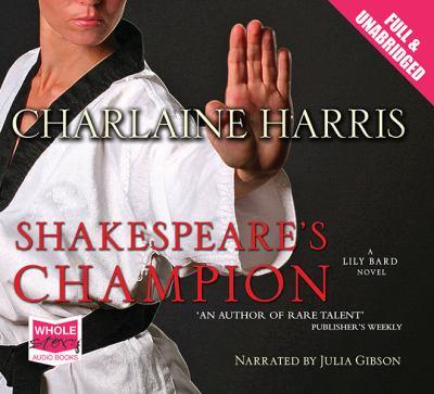 Shakespeare's Champion 9781407468235