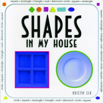 Shapes in My House 9781404226999