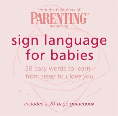 Sign Language for Babies Cards 9781401900410