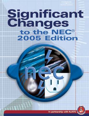 Significant Changes to the NEC 9781401888527