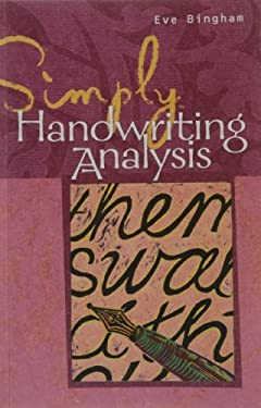 Simply Handwriting Analysis 9781402740015