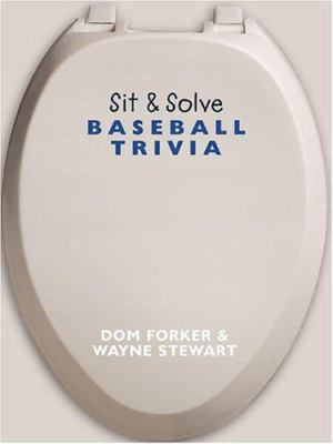 Sit & Solve Baseball Trivia 9781402721465