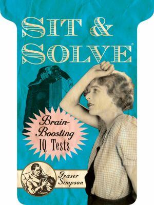 Brain-Boosting IQ Tests 9781402774997