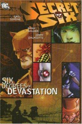 Six Degrees of Devastation 9781401212315