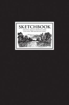Sketchbook Black Medium 9781402751288
