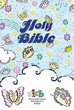 Small Hands Bible-ICB-Girl 9781400305940
