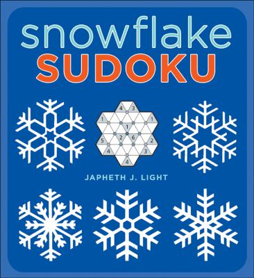 Snowflake Sudoku 9781402759758