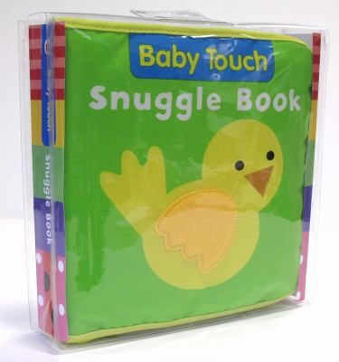 Baby Touch: Snuggle Cloth Book 9781409300397