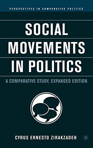 Social Movements in Politics: A Comparative Study 9781403963765