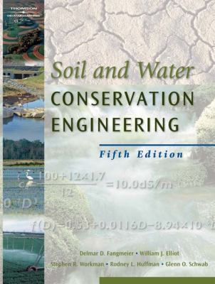 Soil and Water Conservation Engineering 9781401897499