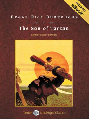 The Son of Tarzan, with eBook 9781400159246