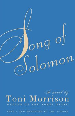 Song of Solomon 9781400033423