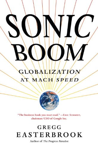 Sonic Boom: Globalization at Mach Speed 9781400063956