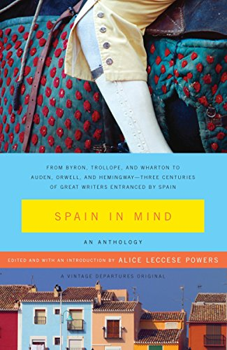 Spain in Mind: An Anthology 9781400076765