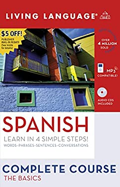 Spanish Complete Course: The Basics [With Coursebook] 9781400024247