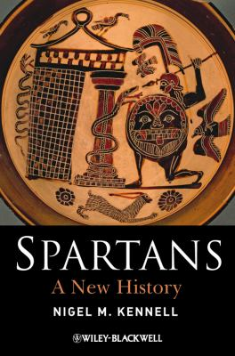 Spartans: A New History 9781405130004