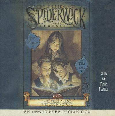Spiderwick Chron V1 (Lib)(CD) 9781400086191