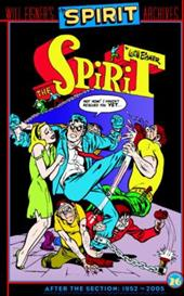 Spirit Archives, Volume 26: After the Section: 1952 to 2005 6040568