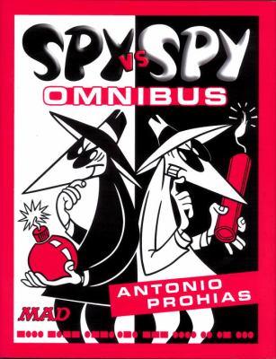 Spy vs. Spy Omnibus 9781401232375