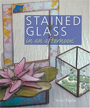 Stained Glass in an Afternoon 9781402716874