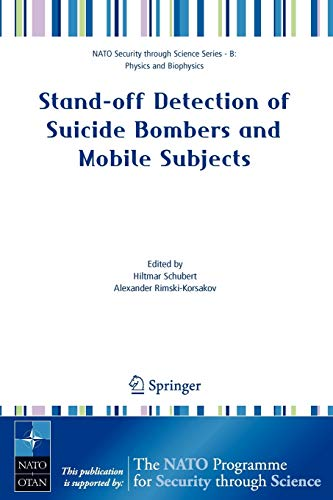 Stand-Off Detection of Suicide Bombers and Mobile Subjects 9781402051586
