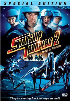 Starship Troopers 2: Hero of the Federation 9781404941250