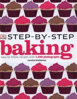 Step-By-Step Baking. 9781405368230