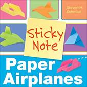 Sticky Note Paper Airplanes 6058897
