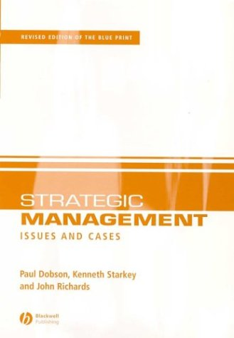 Strategic Management: Issues and Cases 9781405111812