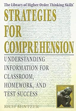 Strategies for Comprehension: Understanding Information for Classroom, Homework and Test Success 9781404206557