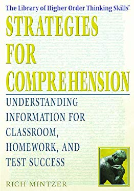 Strategies for Comprehension: Understanding Information for Classroom, Homework, and Test Success 9781404204720
