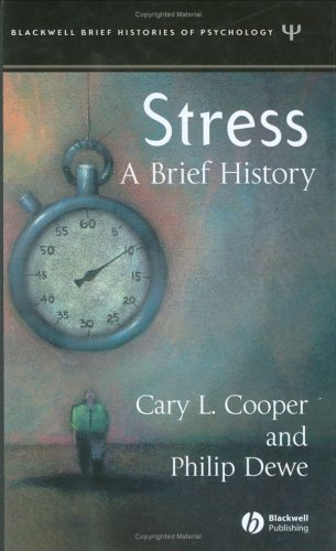 Stress: A Brief History 9781405107440
