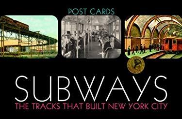 Subways Postcards 9781400080847