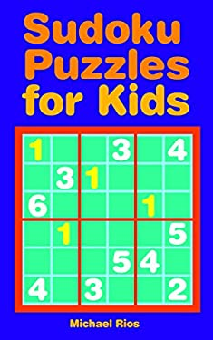 Sudoku Puzzles for Kids 9781402736025