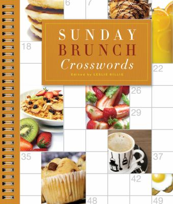 Sunday Brunch Crosswords 9781402774683