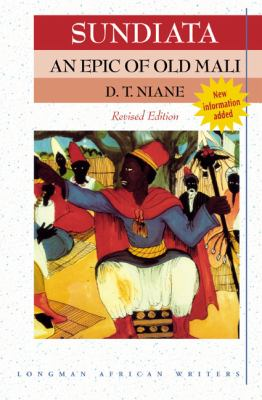 Sundiata: An Epic of Old Mali 9781405849425