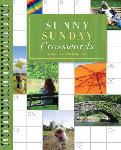Sunny Sunday Crosswords 9781402774706