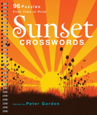 Sunset Crosswords 9781402770487